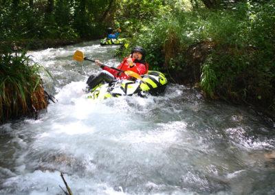River Tubing nel Pollino