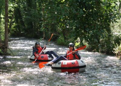 Cos'è il River Tubing 2