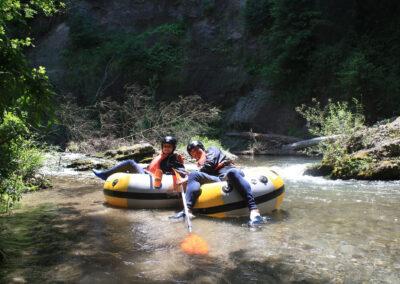 Cos'è il River Tubing 7