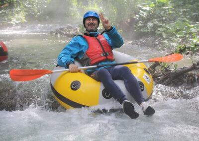 Cos'è il River Tubing 5