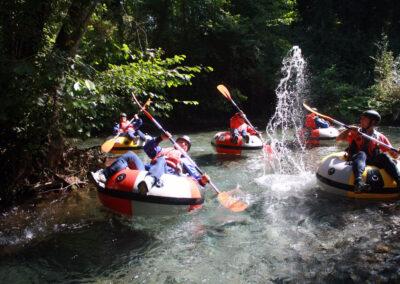 Cos'è il River Tubing 4