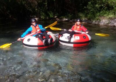 Cos'è il River Tubing 8
