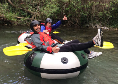 Cos'è il River Tubing 3