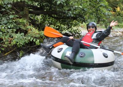 Cos'è il River Tubing 1